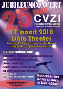 CVZI Jubileumconcert @ Isala Theater | Capelle aan den IJssel | Zuid-Holland | Nederland