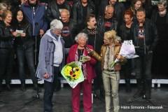 Janet, Pieter en Agnes