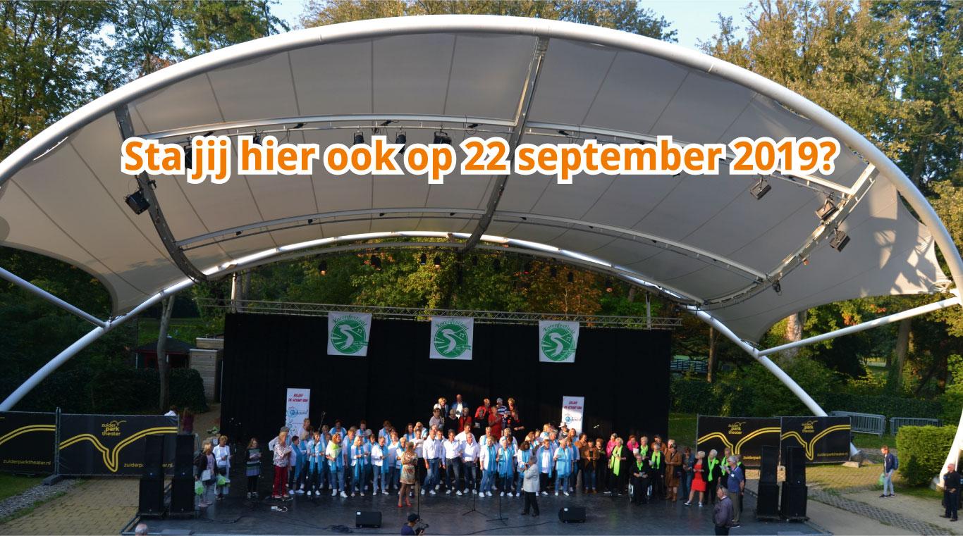 Moerwijk zingt
