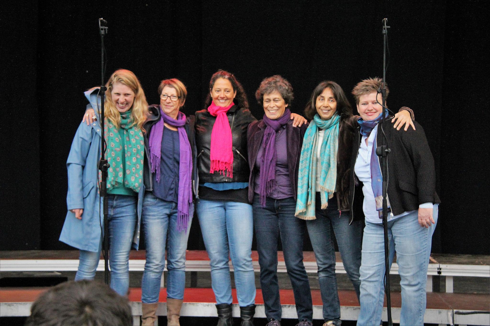 Tanti Canti koor uit Den haag zoekt zangeressen