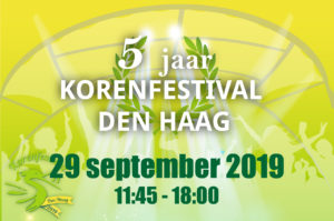 KORENFESTIVAL DEN HAAG @ Zuiderparktheater | Den Haag | Zuid-Holland | Nederland